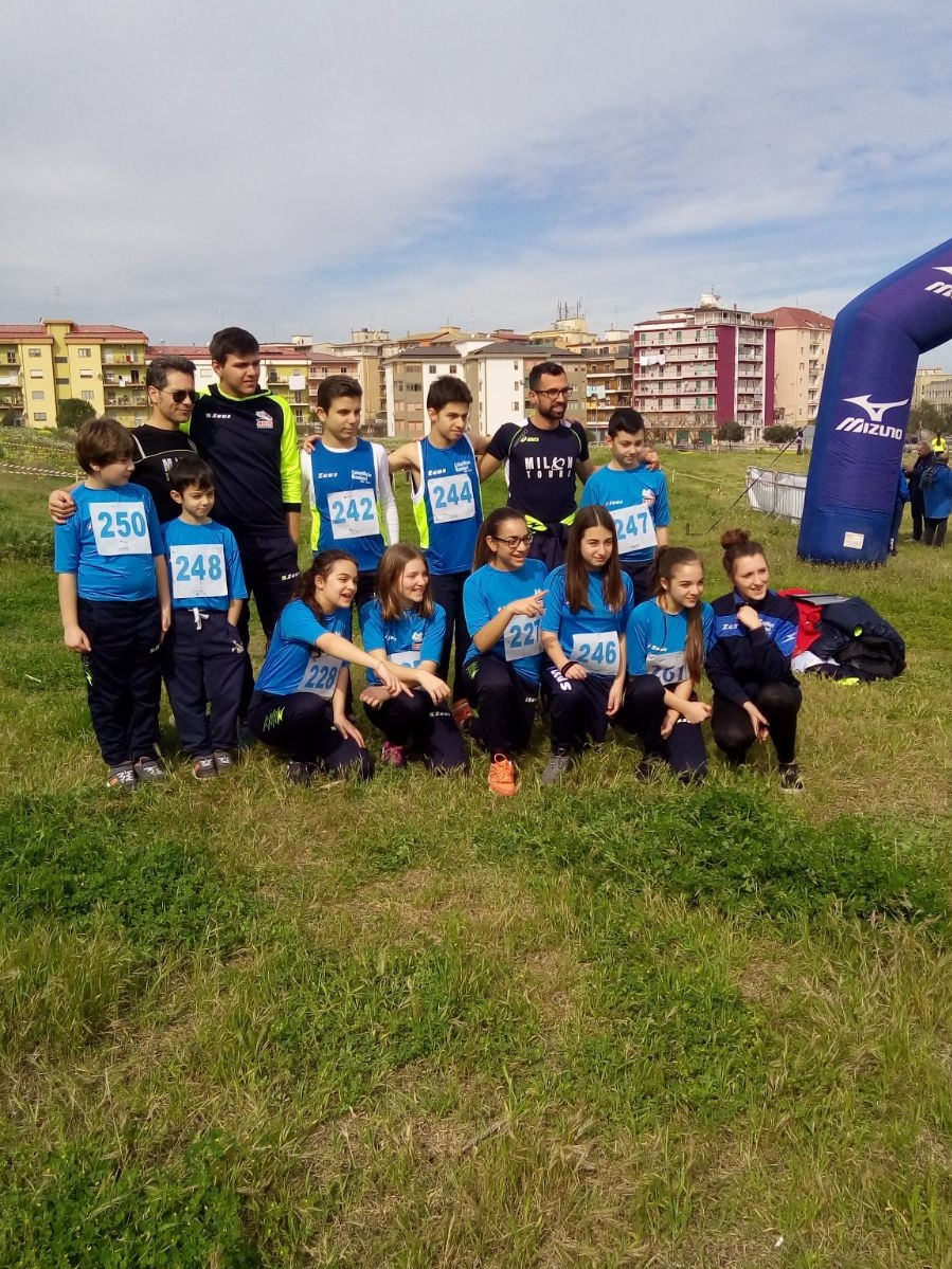 Calendario Fidal Calabria.Campionati Regionali Individuali Fidal Di Cross Giovanili