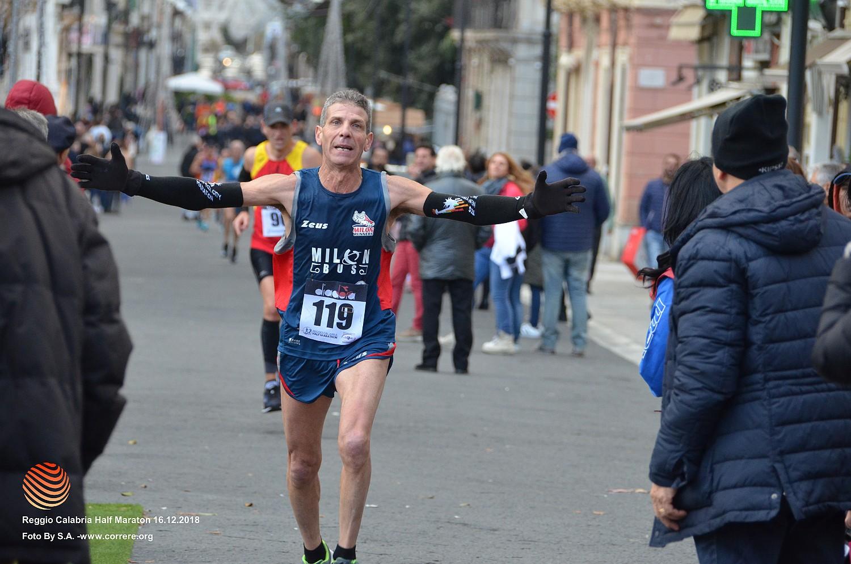 Calendario Fidal Calabria.Mezza Maratona Di Reggio Calabria Milonrunners